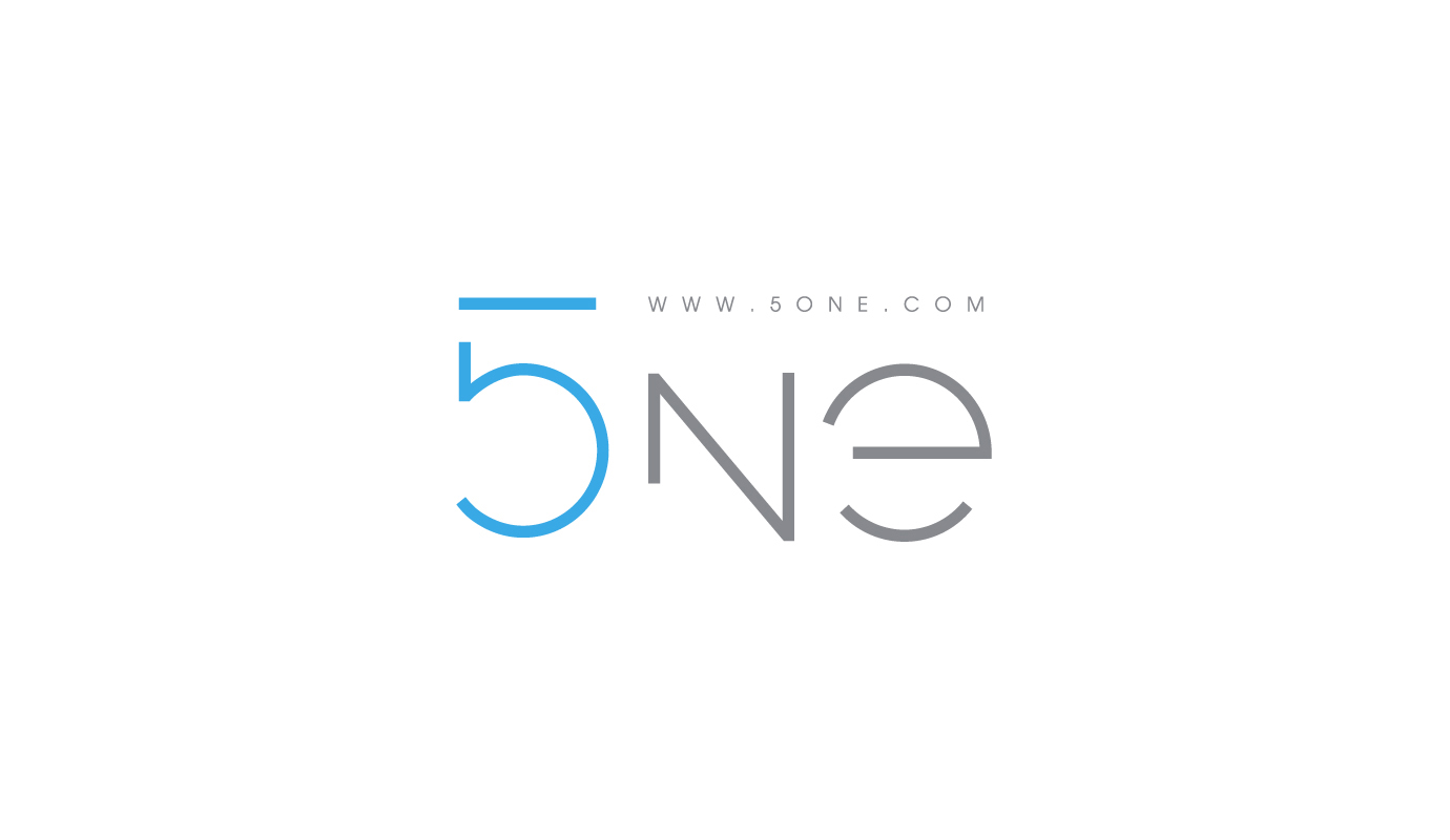 5one logo - clemence-devienne