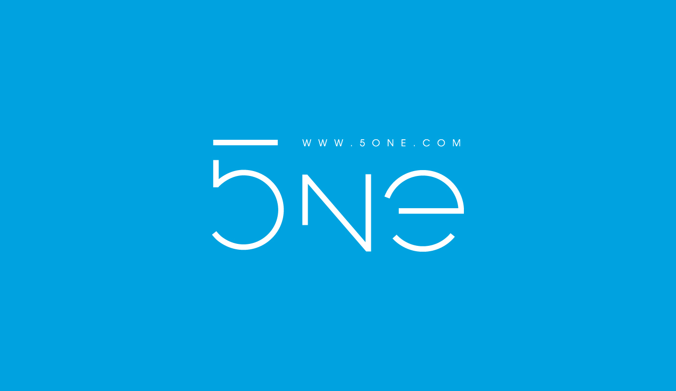 5one-logo - clemence devienne